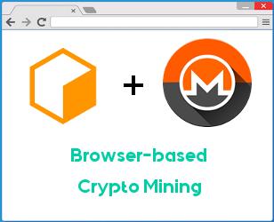 Chrome plugin mining cryptocurrency
