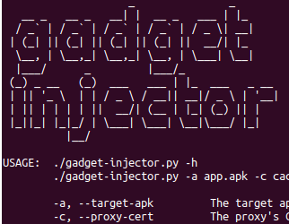 SSL pinning bypass with frida-gadget (gadget-injector py) » Security